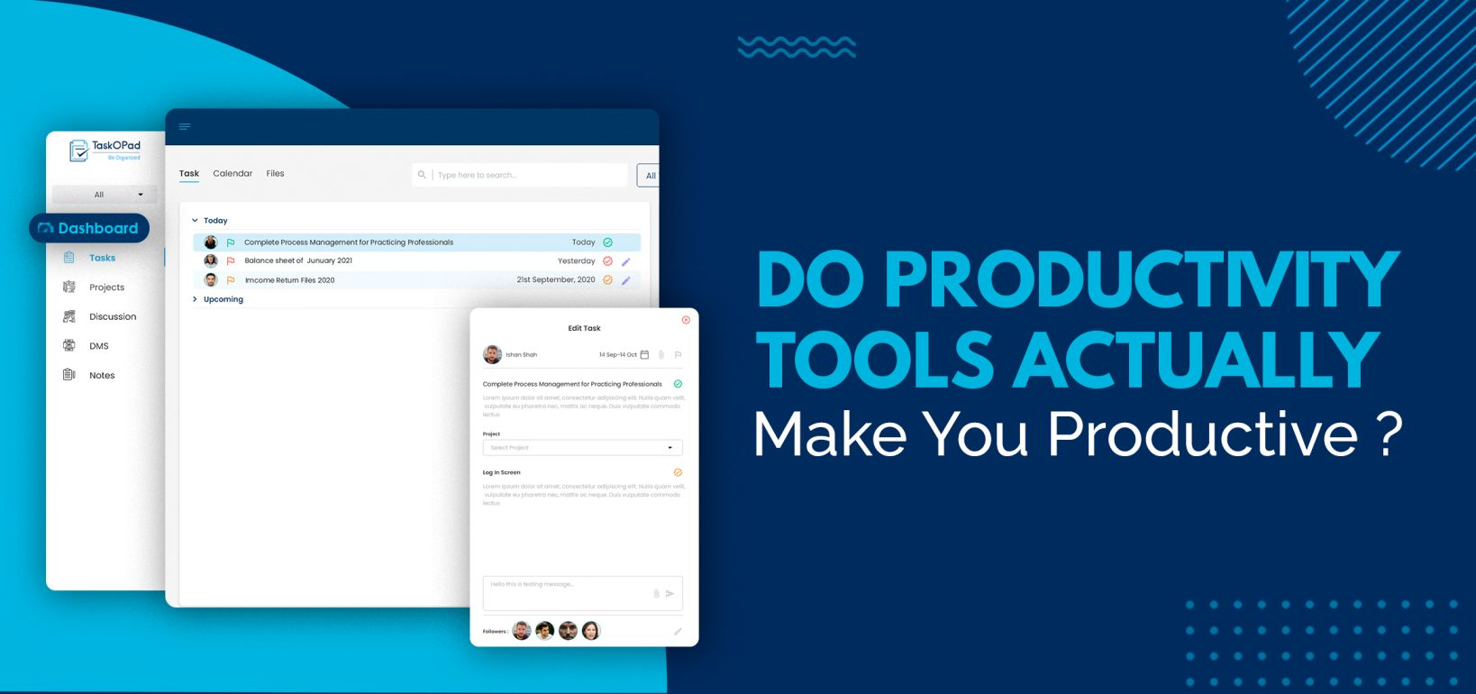 Do Productivity Tools Actually Make You Productive?